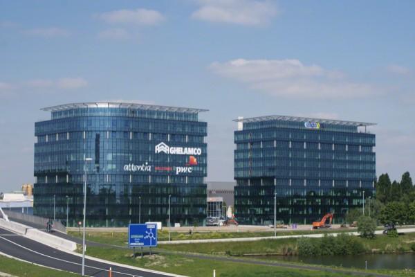 Gent, Vlaanderen's snelst groeiende kantoormarkt