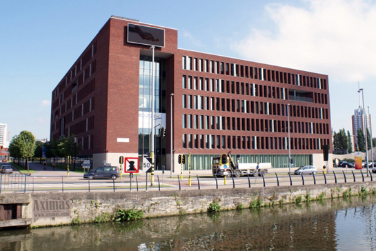 TenForce has rented 500 m² fully-fitted offices in Leuven
