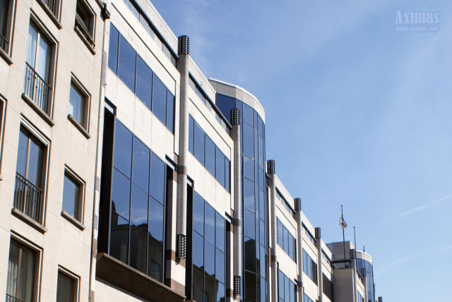 Magwel has rented offices near the Leuven railway station