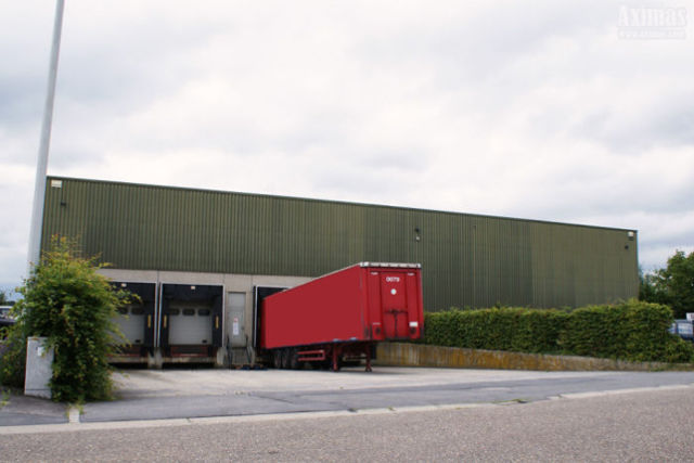 Jungheinrich leases a distribution centre in Leuven