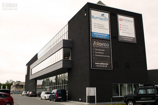 Softwel rents new offices in Rotselaar