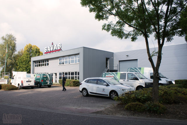 PARA has rented a warehouse in Haasrode near Leuven