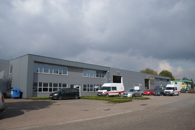 Centratec has rented an industrial property in the Haasrode research park in Leuven
