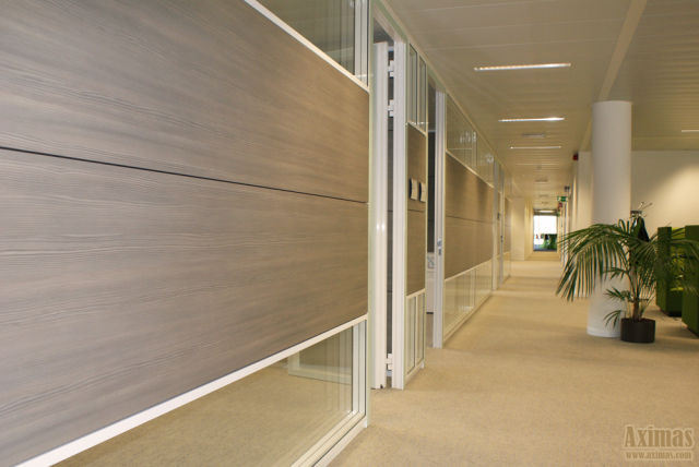 AG Insurances has rented a floor in the Vander Elst building in Leuven