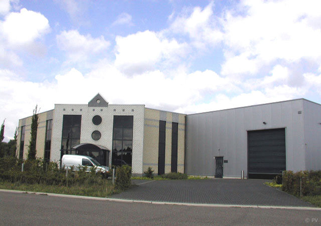 BSS Europe rents a warehouse in Haasrode