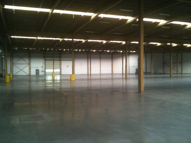 ONAK has rented a production warehouse near Ghent