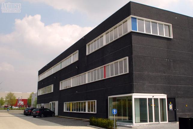 Easykit rents offices in Rotselaar near Leuven