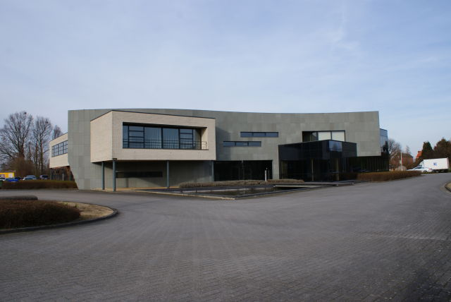 Twobe rents warehouse in Wijgmaal