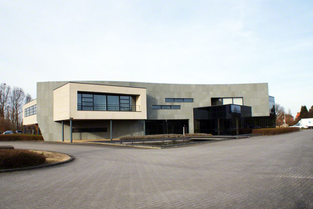 Ecowater System has rented a warehouse in Leuven Noord