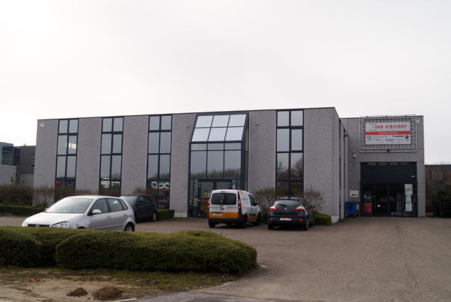 Xenomatics has rented new offices in the Haasrode Research Park near Leuven