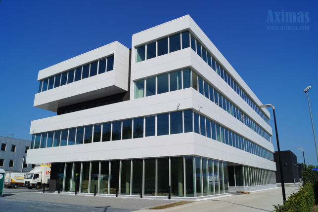 Benedenti has rented offices in Wingepark in Rotselaar