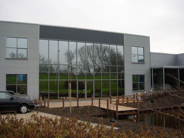 Drukkerij De Hauwere huurt nieuwe kantoren in Dendermonde