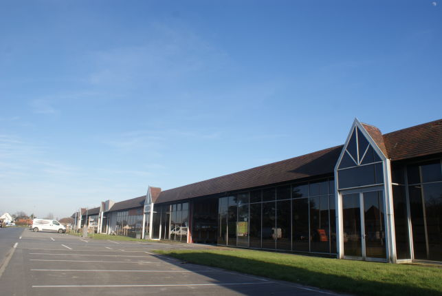 BM Will Construct has rented a warehouse near Ghent