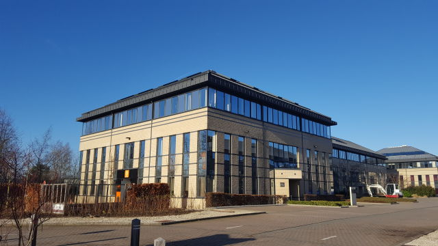 GC Dental has rented offices on Greenhill Campus in Leuven
