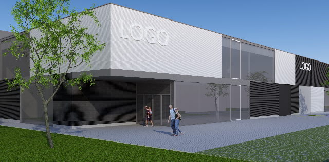 FACQ rents a warehouse and showroom in Ter Heide Aarschot
