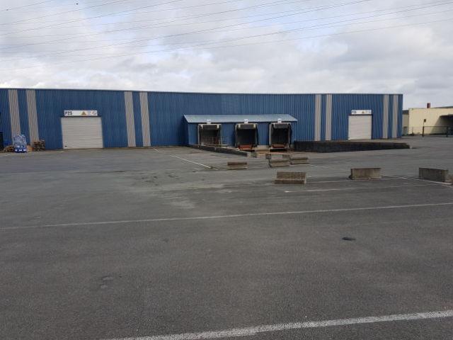 Hilding Anders has rented warehouse in Sint-Niklaas
