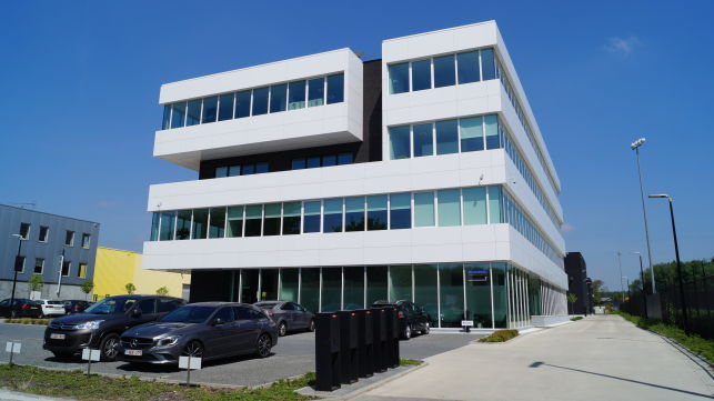 Securitas Direct Verisure has rented office space in Rotselaar near Leuven