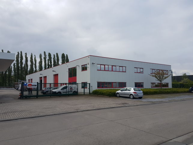 Flexsol has rented an industrial building in Lokeren