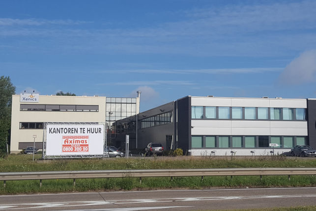 HIKVision has rented offices in the Haasrode Research Park in Leuven