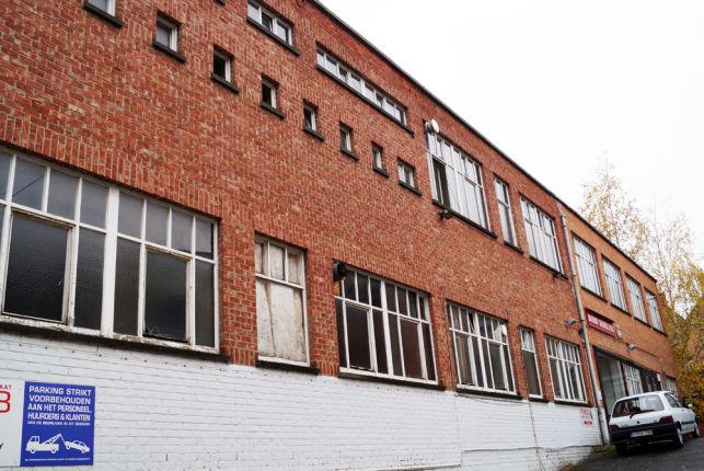 La Danserie a loué un loft à Heverlee
