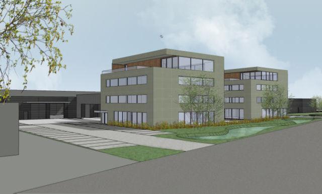 Belgian Porc has rented offices in Aarschot