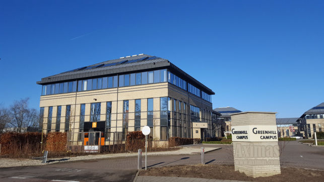 GOM moves on Greenhill Campus in Leuven