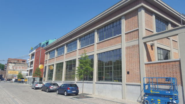 In The Pocket has rented offices in Leuven