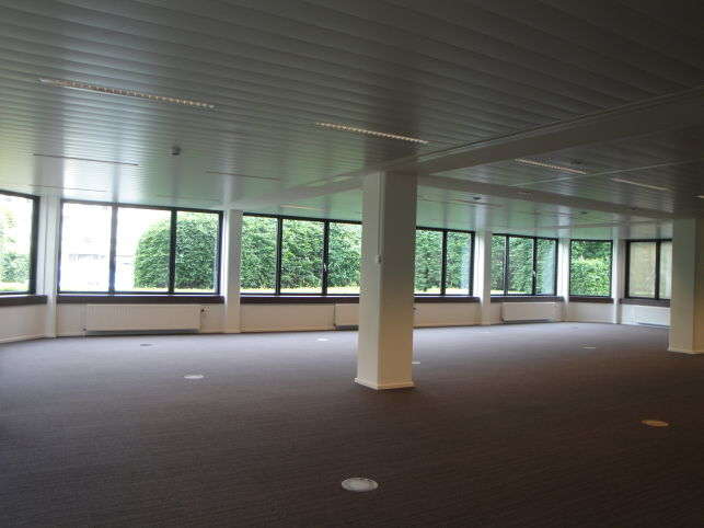 Pure Capital has rented offices in Antwerp