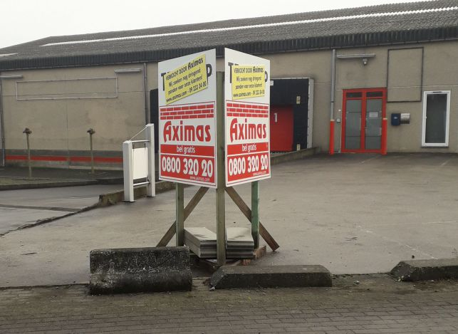 Trux Transport acquires warehouse in Oudenaarde