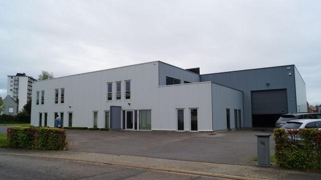 Tecmate acquires building at Bost-Gallic Tienen