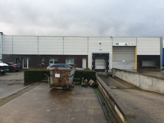 Salex Trading has rented a warehouse in Sint-Niklaas