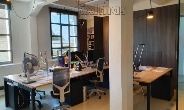 Poolstok huurt instapklare loftkantoren gehuurd in Leuven