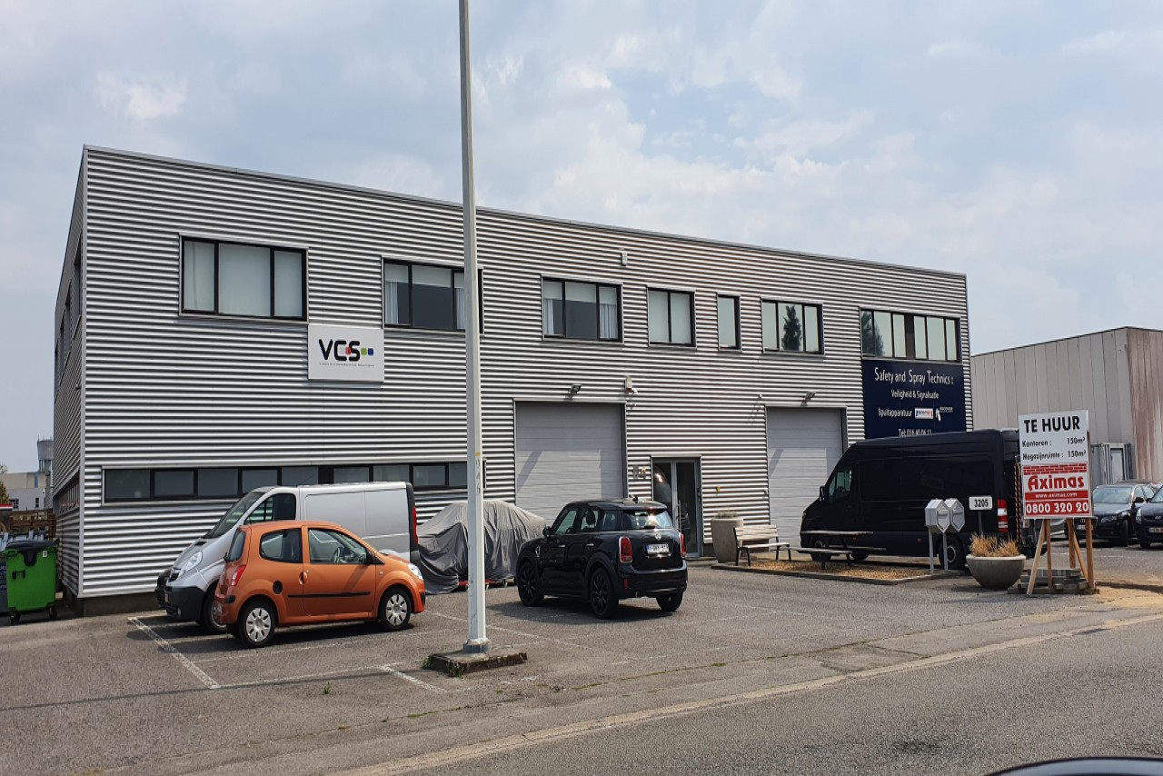 D2S moves to the Haasrode business park in Leuven