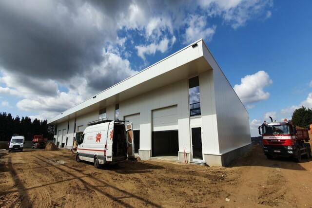 Ephas Consulting a acheté un local d'activités à Lubbeek