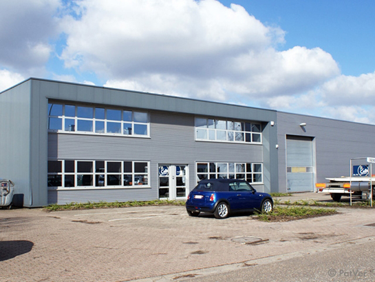 AE has rented 480 m² office space in Haasrode