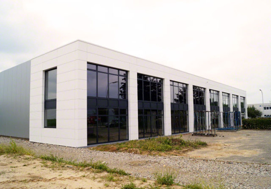 Integrated DNA Services has rented a warehouse in the Haasrode business Park in Leuven