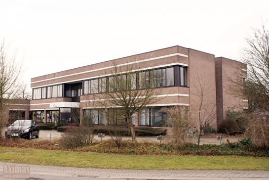 RES has rented a warehouse in Haasrode Leuven