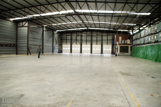 Delletrans has rented a logistical warehouse in the Haasrode business park in Leuven