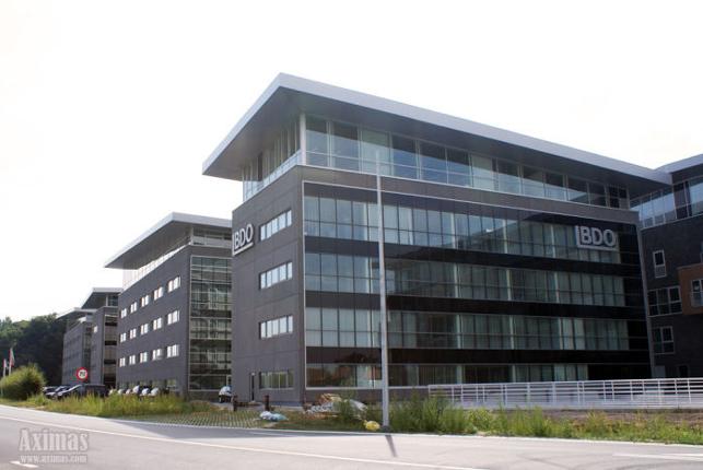 Waterwegen en Zeekanaal has rented offices in Merelbeke near Ghent