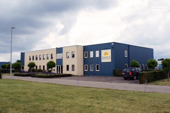 Party Professionals to the Bleyveld industrial park in Hoegaarden