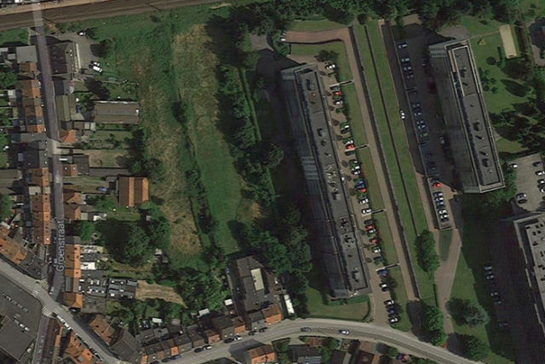 Site for residential project sold to construct 70 apartments