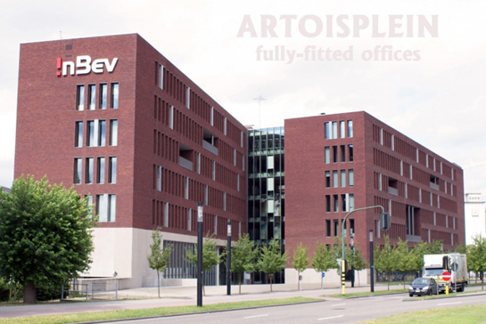 AB Inbev welcomes Securex as first new tenant