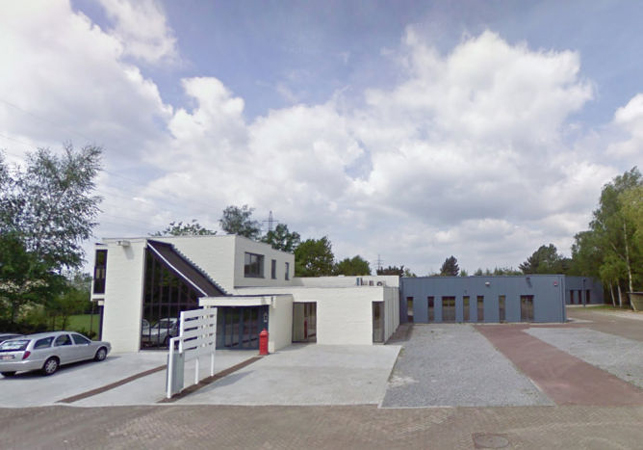 Simtag has rented a warehouse in Hasselt