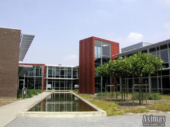Aximas aangesteld als makelaar voor het nieuwe Interleuven gebouw in Haasrode