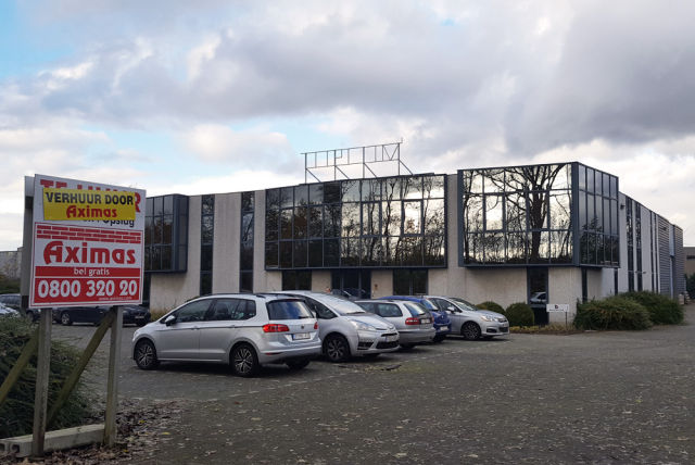 Gibson has rented a new office building in the Haasrode Research Park near Leuven