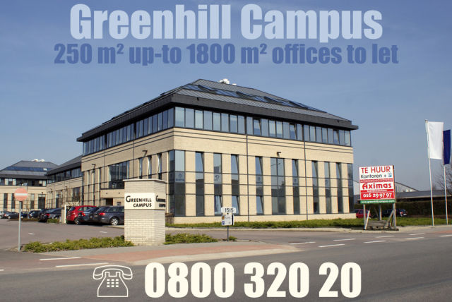 Important take-up on Greenhill Campus
