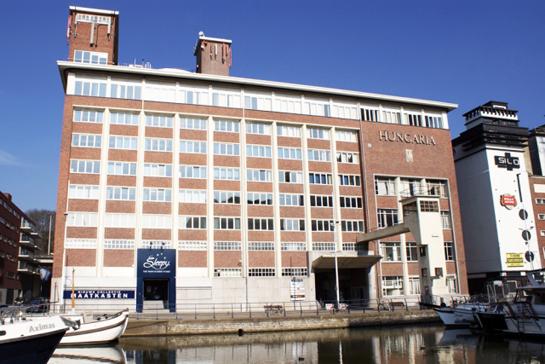 CGG a loué des bureaux dans l'Hungaria à Louvain