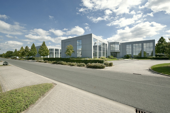 Medeco to Ikaros business park near Brussels airport