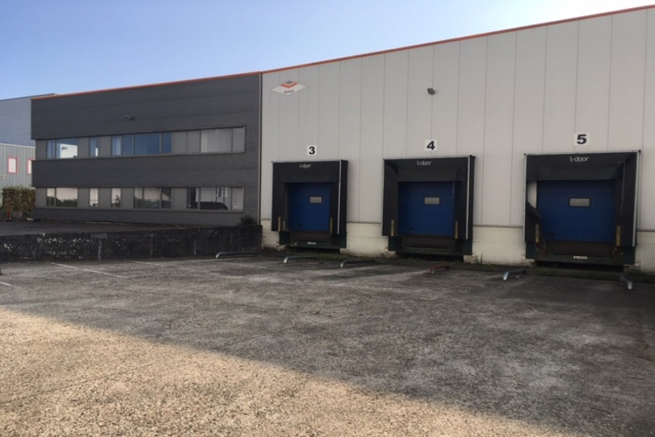 Fluxys has rented a logistics warehouse in Londerzeel