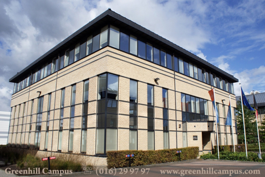 Utimaco Safeware has rented 1.500 m² offices on Greenhill Campus in Leuven